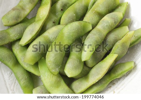 An Image of Black Peas