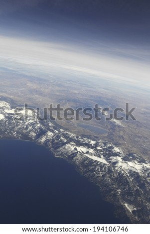 An image of Blue earth