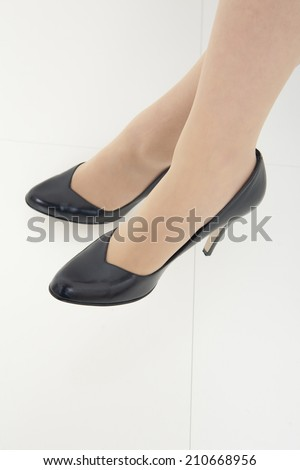 An Image of Feet Of Woman