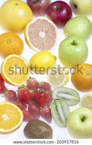 An Image of Fruit