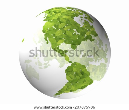 An Image of Globe Leaf