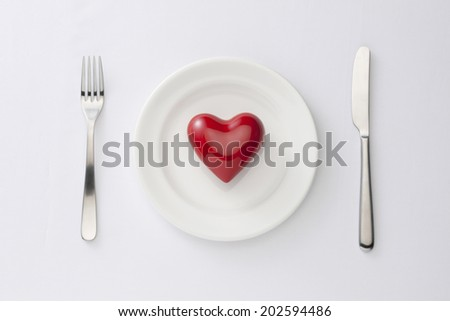 An Image of Heart