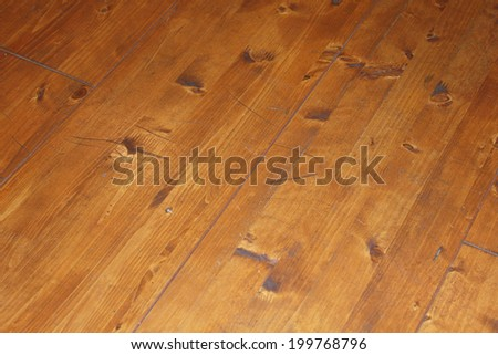 An Image of Old Floorboard