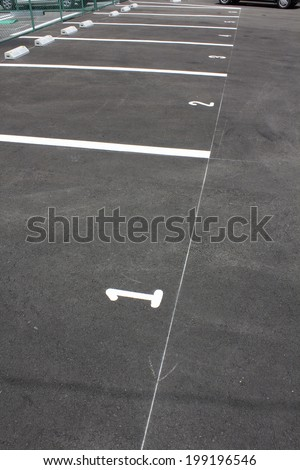 An Image of Parking Lot