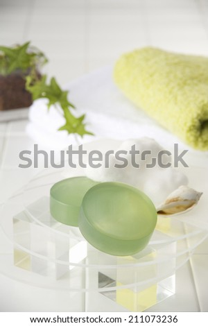 An Image of Soap