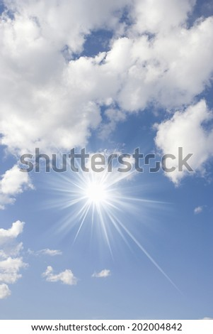 An Image of Sunlight