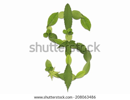 An Image of Symbol Of Leaves