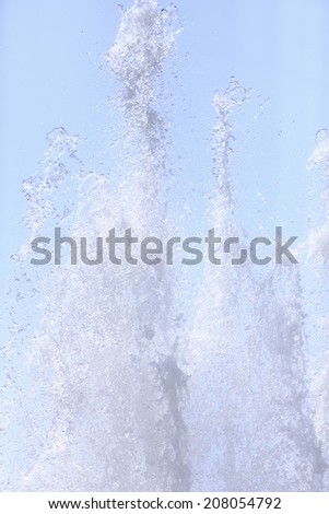 An Image of Water Fountain