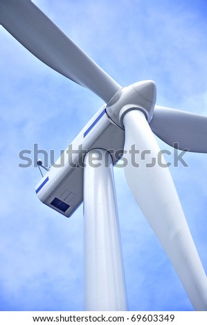 an image of wind turbine