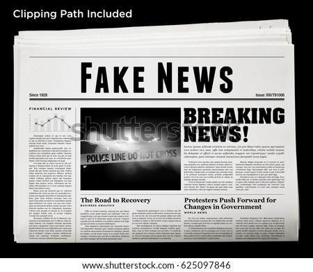 Political Disinformation And How It >> Fake Stock Images, Royalty-Free Images & Vectors | Shutterstock