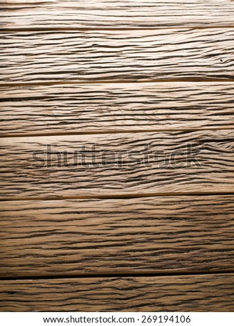 An old brown wooden background.