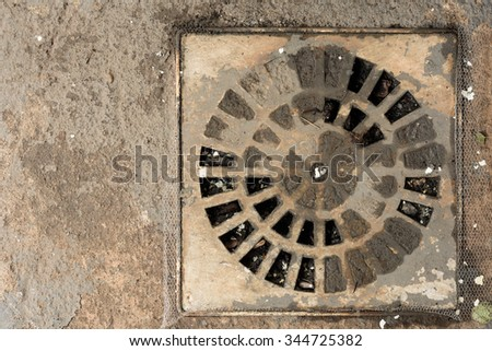 Floor Drain Stock Images Royalty Free Images Amp Vectors