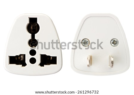 An universal power adapter