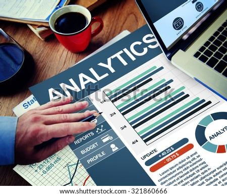 Analytics Businessman Working Calculating Balance Thinking Planning Paperwork Concept - stock photo