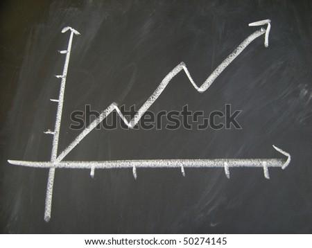 analyze success - stock photo