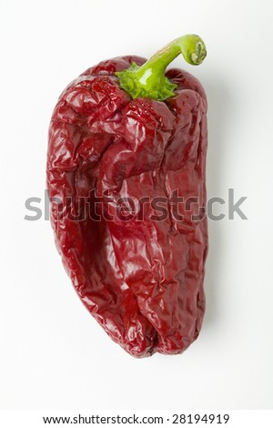 Ancho Chili - stock photo