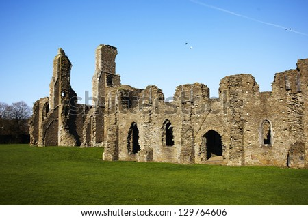 Ancient Abbey ruins