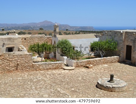 Ancient Aptera Tourist Attraction in Crete