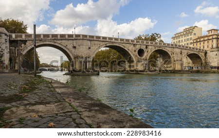ancient bridge