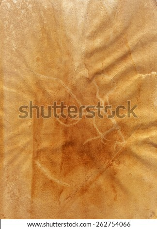 Ancient brown paper texture