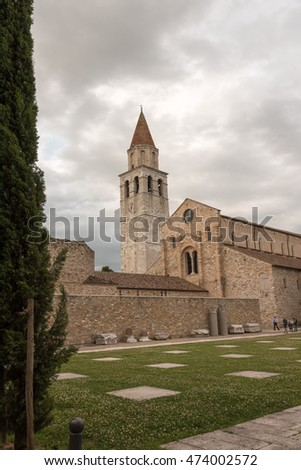 Ancient Patriarchal Basilica of Aquileia
