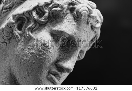 Ancient philosopher - sad, sorry, depressed