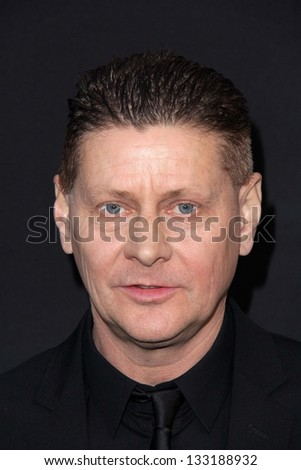 """Andrew Niccol at """"The Host"""" World Premiere, Arclight, Hollywood, CA 03-19-13 - stock photo"""