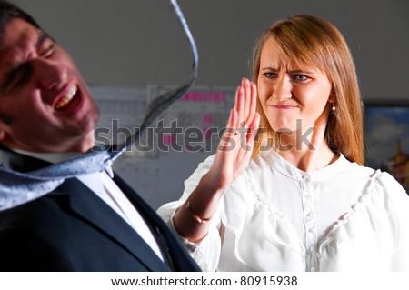 Men putting tampons in their anus