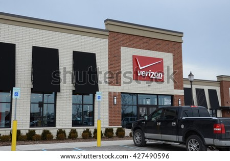 ANN ARBOR, MI - JANUARY 30: Verizon, whose south Ann Arbor store is shown on January 30, 2016, has over 2,300 locations.