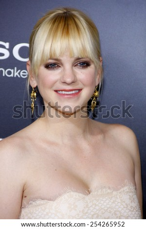 "Anna Faris at the Los Angeles Premiere of ""Zero Dark Thirty"" held at the Dolby Theatre in Los Angeles, California, United States on December 10, 2012."
