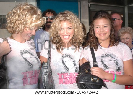 AnnaLynne McCord at the launch of the Magnolia Line. Kitson, Los Angeles, CA. 08-01-09