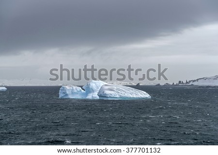 Antarctic Landscapes