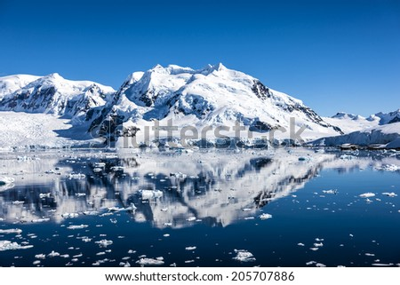 Antarctica Outstanding Natural Beauty