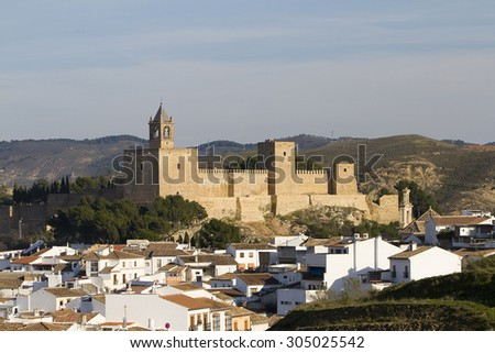 Antequera, Spain. - stock photo