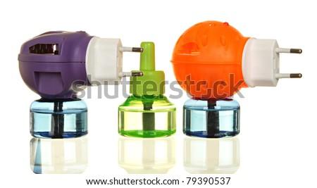 Anti-mosquito fumigator - stock photo
