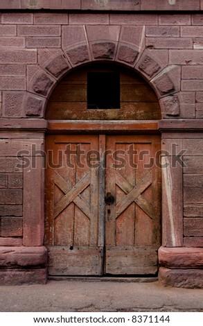 Antic door & Antic Door Stock Photo 8371144 - Shutterstock