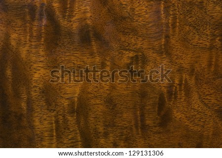 Antique Buffet Wood Grain- Redone - stock photo