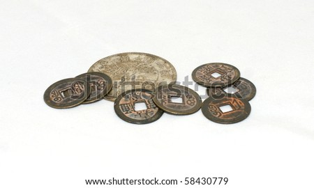antique chinese coins