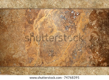 antique marble - stock photo