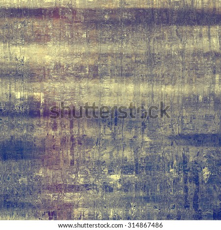 Antique vintage background. With different color patterns: yellow (beige); purple (violet); blue; gray