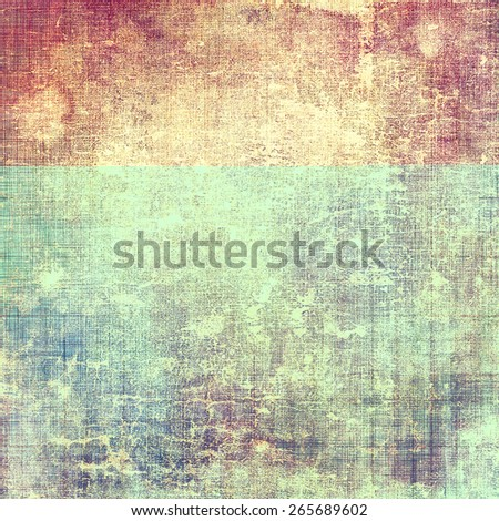 Antique vintage textured background. With different color patterns: yellow (beige); brown; purple (violet) - stock photo