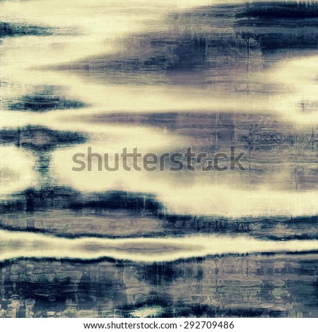 Antique vintage textured background. With different color patterns: yellow (beige); gray; blue; purple (violet) - stock photo