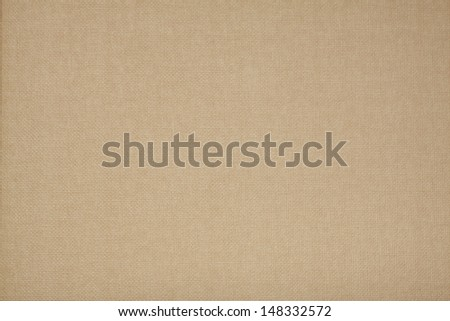 antique wallpaper with beige color - stock photo