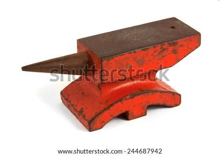 Anvil - stock photo