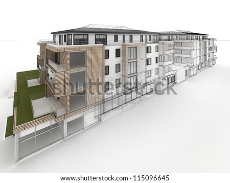 Apartment Building Design Home Design Ideas