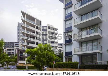 Apartment buildings rhodes sydney australia apartment for Apartment design nsw