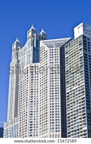 apartment buildings chicago il stock photo safe to use 15672589