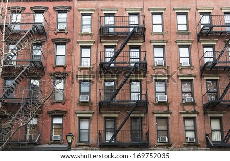 Contemporary City Apartment Building Buildings New York Stock Photo 169752035 Shutterstock To Decor