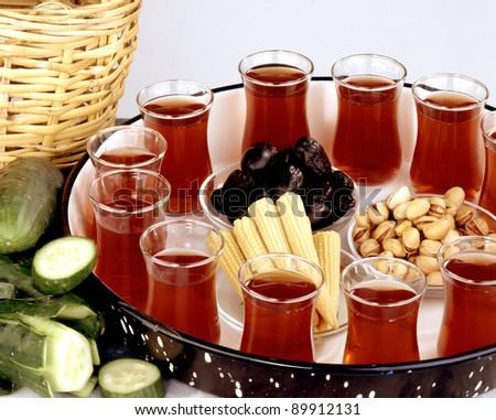 aperitif - stock photo