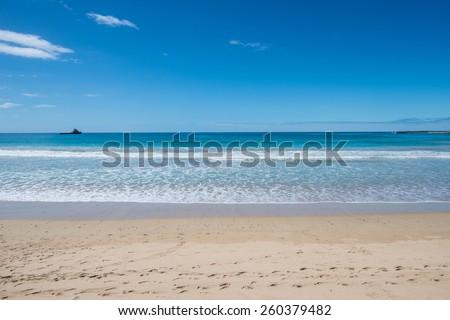 Apollo bay, Great Ocean Road, Australia. - stock photo
